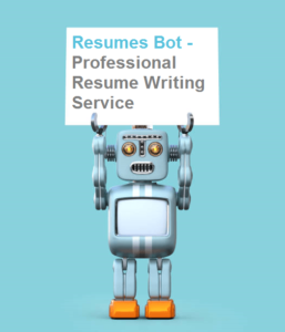 Resumesbot - professional writing services