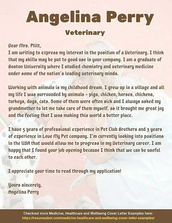 Veterinary Assistant Resume Samples And Tips Pdf Doc